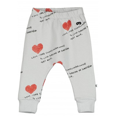Baby Sweat Pants -  I Heart You