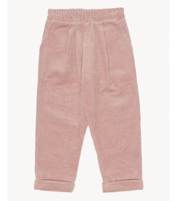 Misty cord trousers