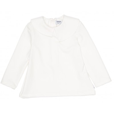 Elma Blouse - White