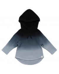 Ombre Dye Terry Hoodie