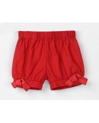 Red Goda Shorts