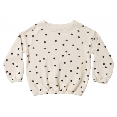 Dot Pullover Sweater