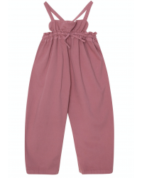 Two in one trousers plum