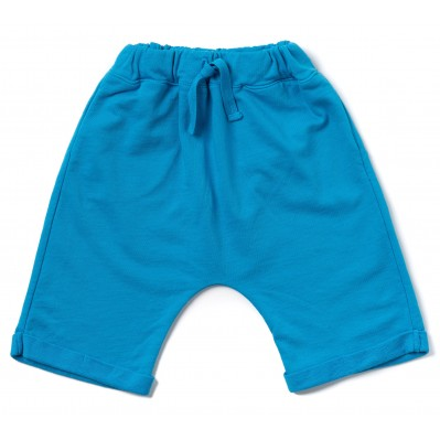 Lounge Shorts - Azure Blue