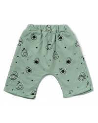 Avocado Print Shorts