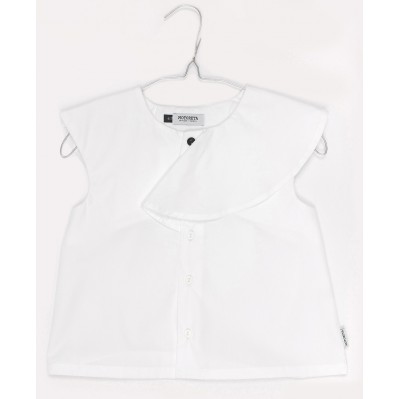 Stella Crop Top - White