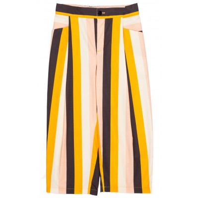 Relaxed Pants  - Multicolour stripes