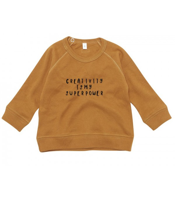 Spice CREATIVITY Sweatshirt