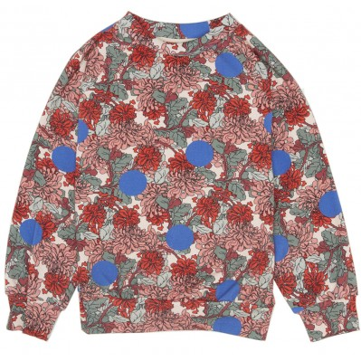 Floral Dot sweatshirt