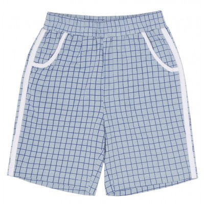 Pigeon blue shorts