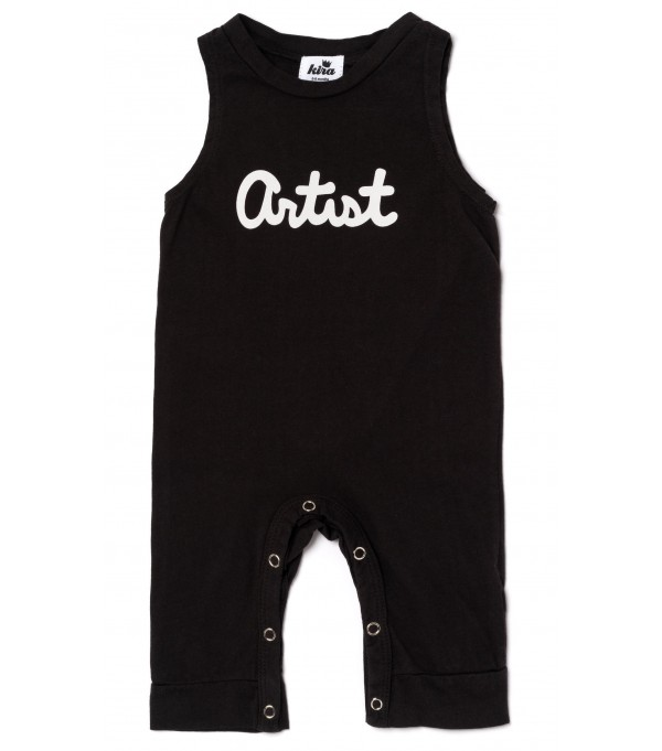 ARTIST Sleeveless Jumpsuit