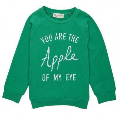 Apple of My Eye Sweatshirt