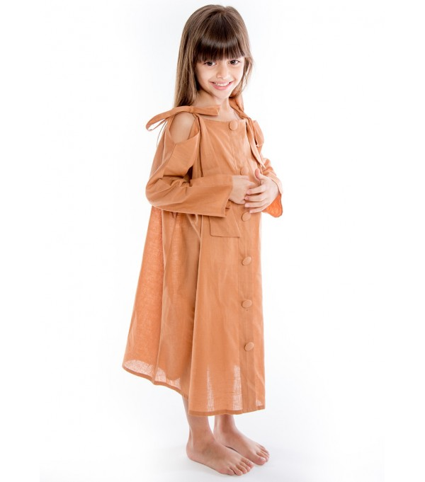 Ash 7 - Off The Shoulder Kaftan