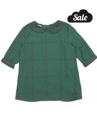Blouse Up North - Green