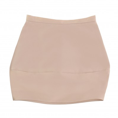 Bourget Skirt - Pale Pink Mikado