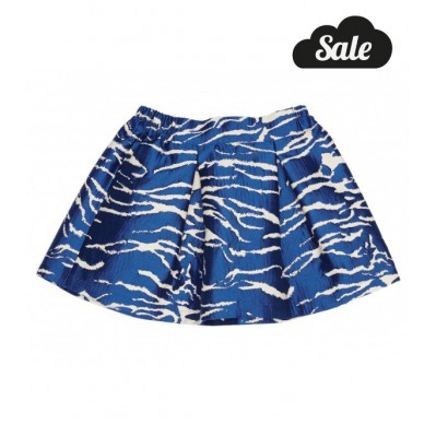 Box Skirt - Zebra