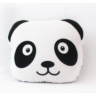 Boy Panda Pillow