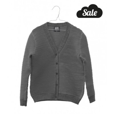 Cardigan - Dark Grey