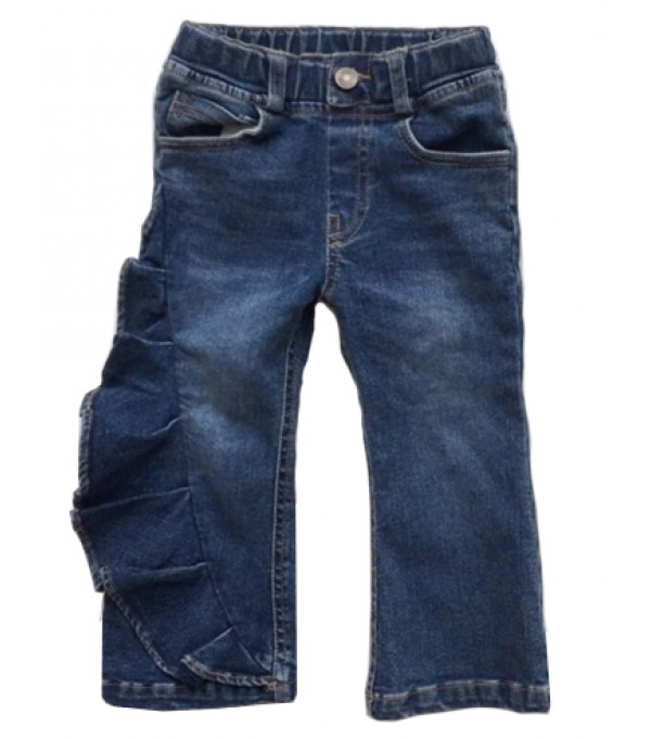 Frill Jeans
