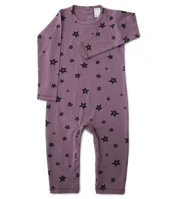 3a6117450 Jelly Star Long Sleeves Romper