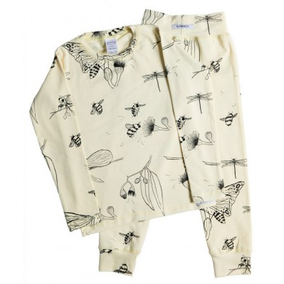 Limoncello Bug Long PJ Set