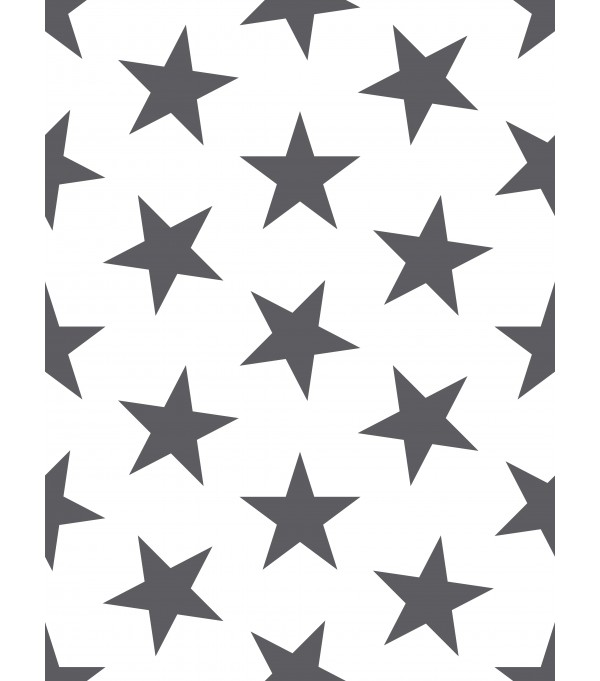 Lucky Star | Charcoal