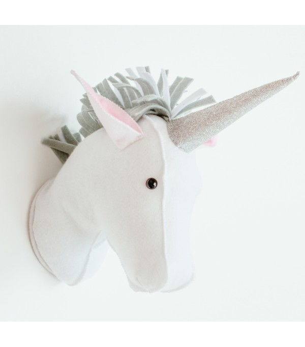 Majestic Unicorn Wall Hanging