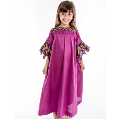 Myazaa - Purple Kaftan