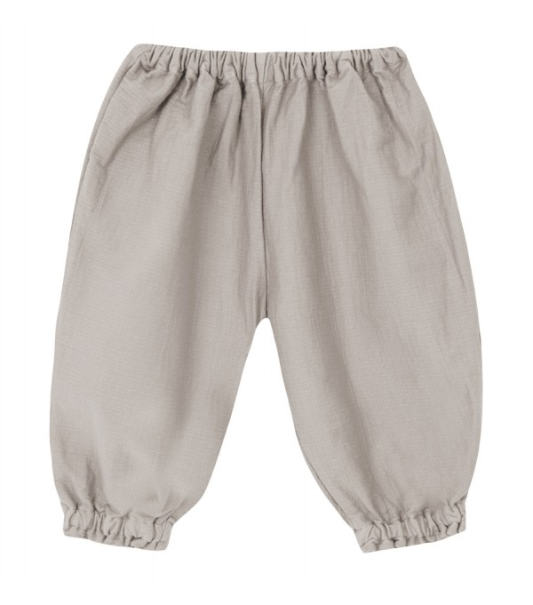 Nappy Trousers - Pearl