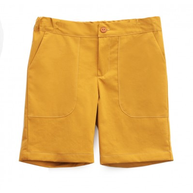 Pocket Pant- Ochre