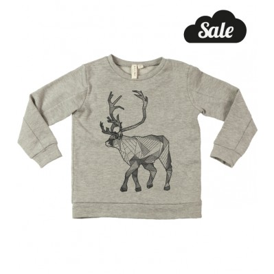Rein Deer Graphic Sweater