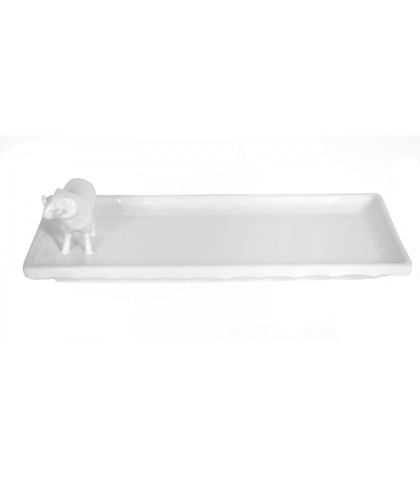 Sheep Long Plate