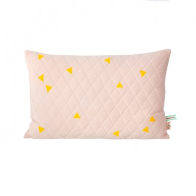 Teepee Quilted Cushion