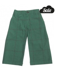 Trousers Up North Green Loose Fit