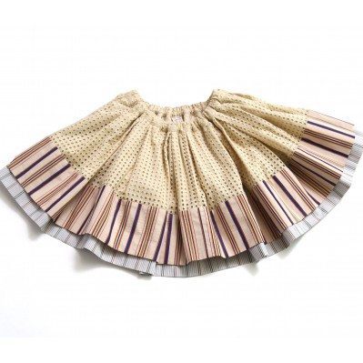 Two Tiered Twirl Skirt