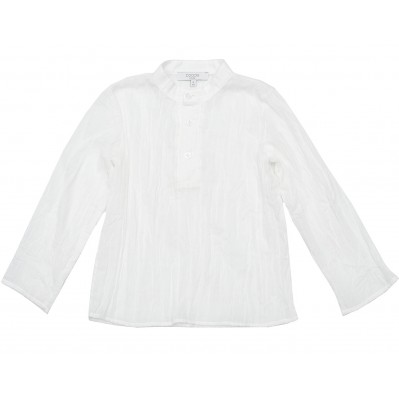 White Poppy Shirt